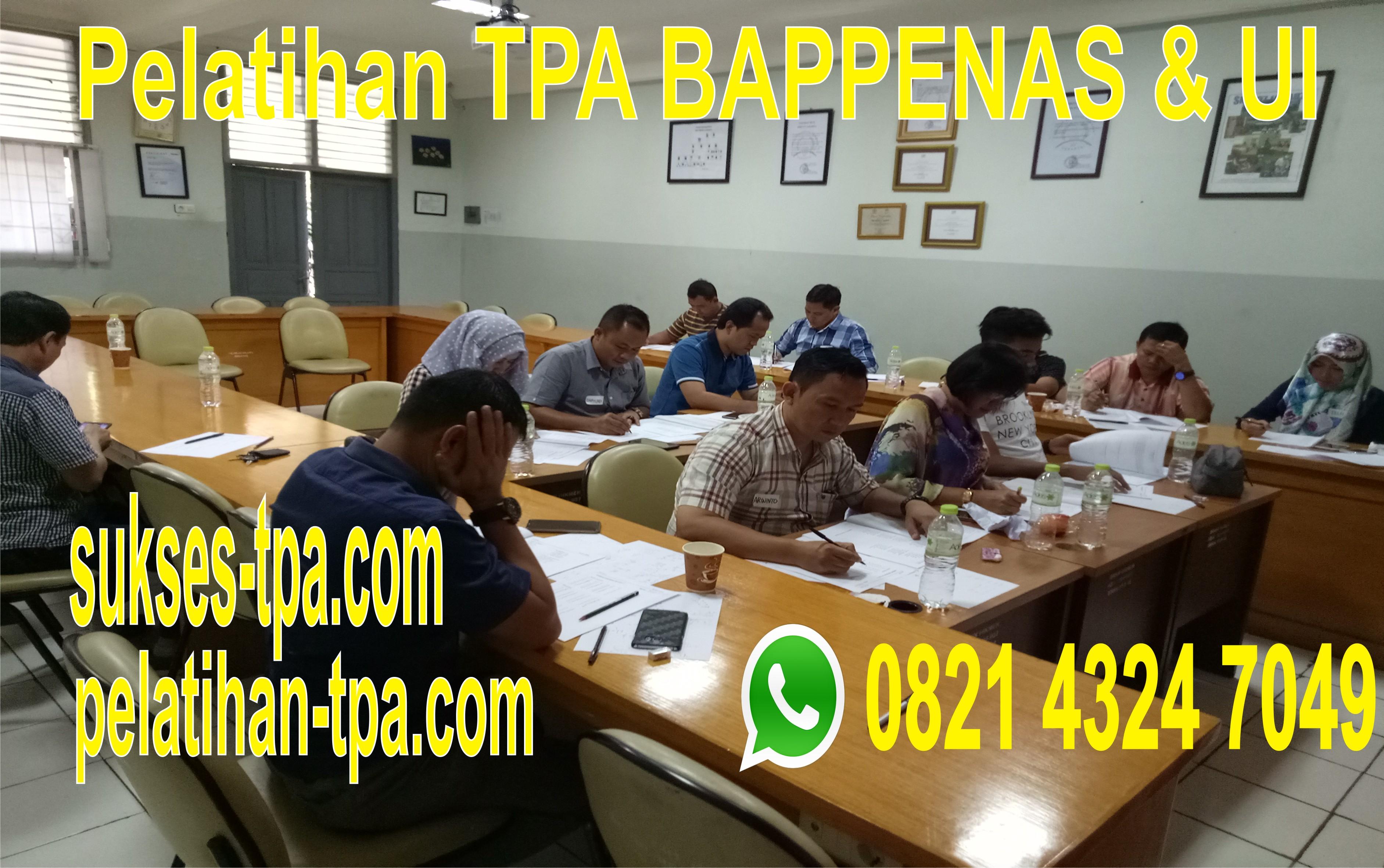 Pelatihan TPA Di Jakarta