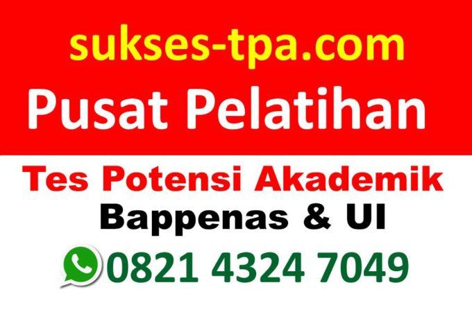 Pusat Pelatihan TPA (0821 4324 7049)